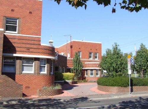 Camberwell Police Station