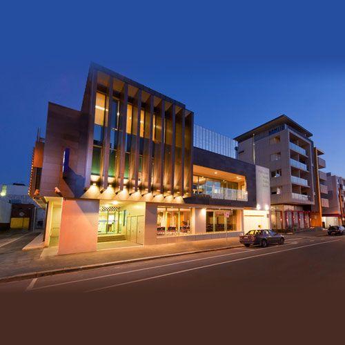Melbourne North Police Station