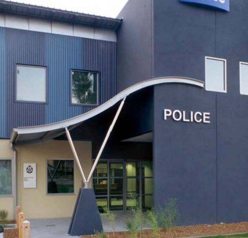 Diamond Creek Police Station
