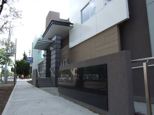 Footscray Police Station
